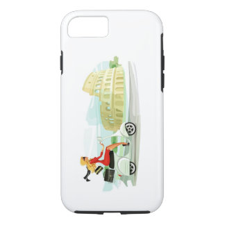 in Italy iPhone 8/7 Case