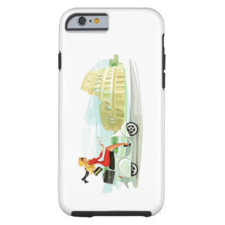 in Italy Tough iPhone 6 Case