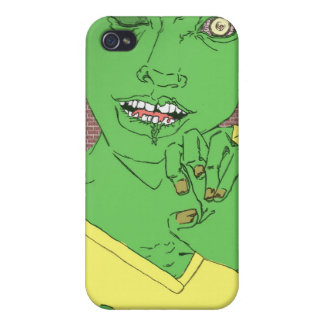 In Living Colour Iphone case iPhone 4/4S Cover