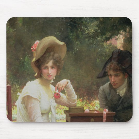 In Love, 1907 Mouse Mat