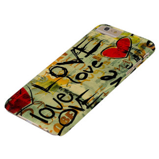 In Love Barely There iPhone 6 Plus Case