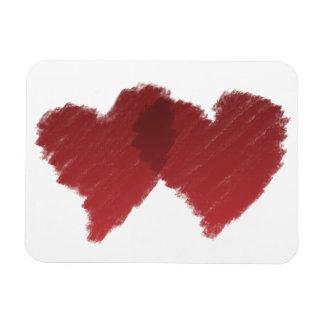 In Love Heart Magnet