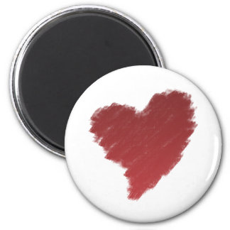 In Love Heart (Valentines day) Fridge Magnets