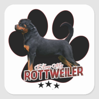 In Love My Rottweiler stings