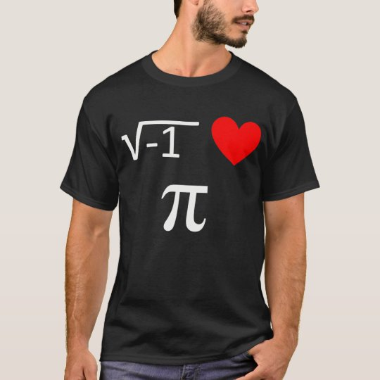 in love pi T-Shirt
