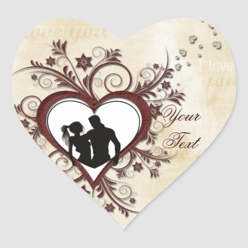 IN LOVE STICKERS