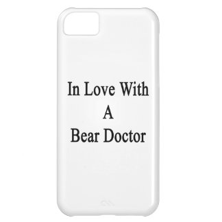 In Love With A Bear Doctor iPhone 5C Covers