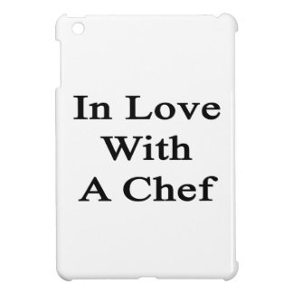 In Love With A Chef iPad Mini Covers