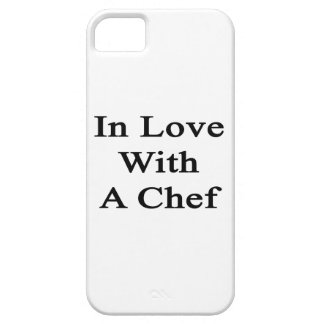 In Love With A Chef iPhone 5/5S Covers
