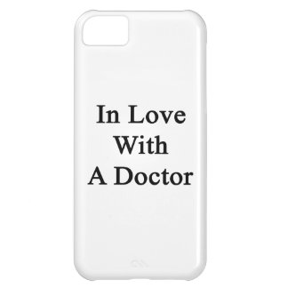In Love With A Doctor iPhone 5C Cases
