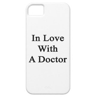 In Love With A Doctor iPhone 5 Cover