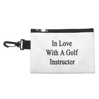 In Love With A Golf Instructor Accessories Bag
