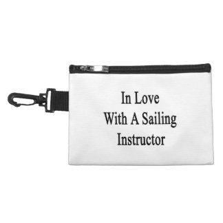 In Love With A Sailing Instructor Accessory Bag
