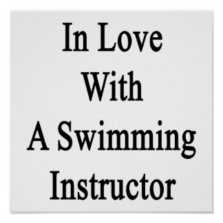 In Love With A Swimming Instructor Poster