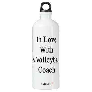 In Love With A Volleyball Coach SIGG Traveller 1.0L Water Bottle