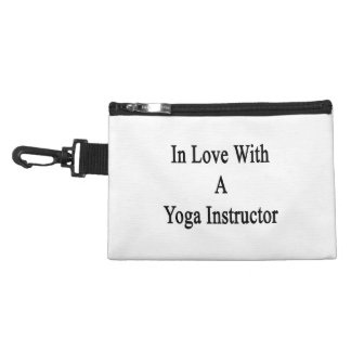In Love With A Yoga Instructor Accessories Bags
