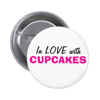 In Love with Cupcakes Pin