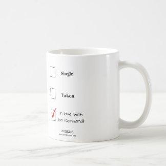 In Love with Ian Reinhardt Coffee Mug