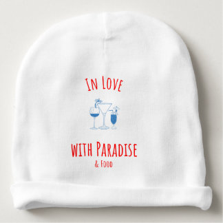 In Love With Paradise Beanie Baby Beanie