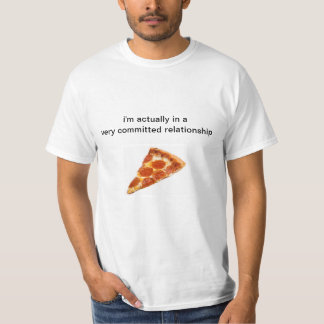 In love with pizza! T-Shirt