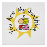 In Love You Are My Sunshine Posters