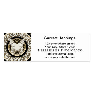 In Loving Memory Business Card