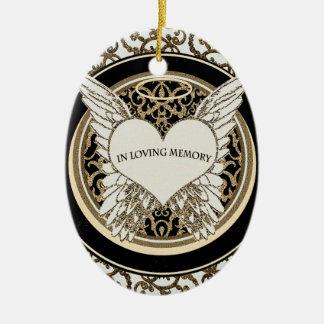 In Loving Memory Christmas Ornament