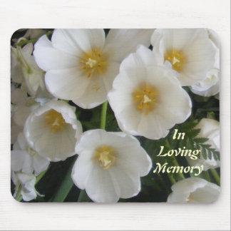 In Loving Memory Mousepad