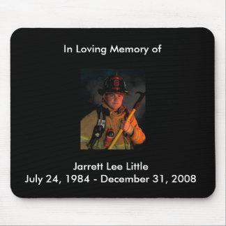 In Loving Memory Mousepads