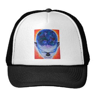 In Meditation Mesh Hats