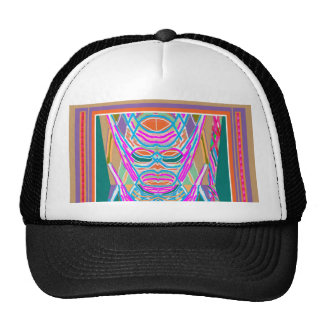 In Meditation: Realize  n heal yr inner self Trucker Hat