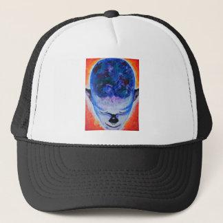 In Meditation Trucker Hat