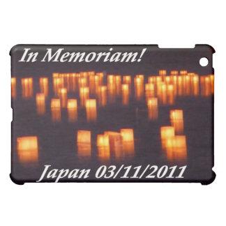In Memoriam iPad Mini Case