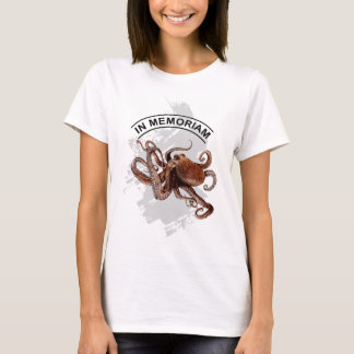 In Memoriam Paul The Octopus T-Shirt