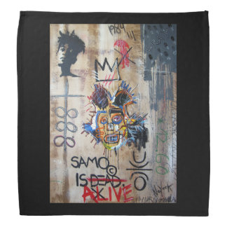 In MEMORY… neo Expressionism Do-rags