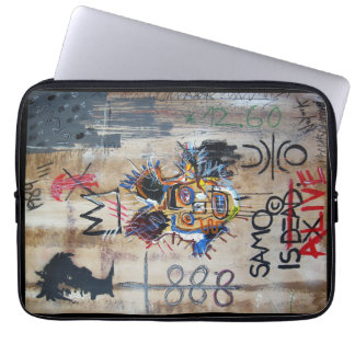 In MEMORY… neo Expressionism Laptop Sleeves
