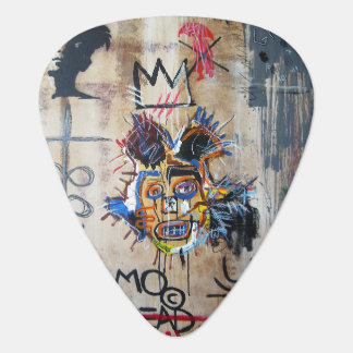 In MEMORY… neo Expressionism Plectrum