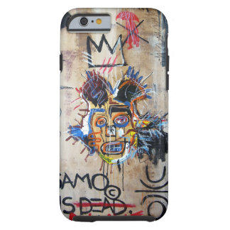 In MEMORY… neo Expressionism Tough iPhone 6 Case