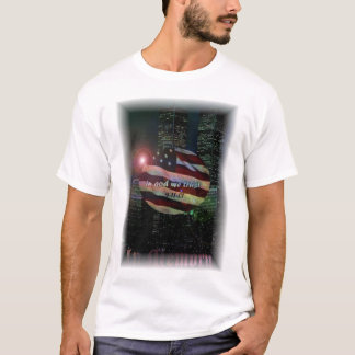 in memory of 9-11-01 new york T-Shirt