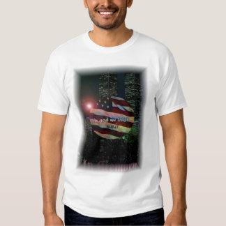 in memory of 9-11-01 new york tees