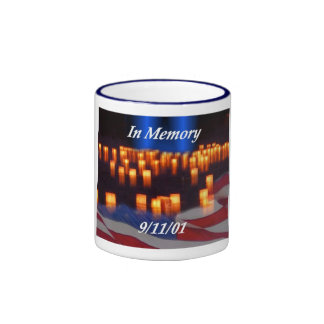In Memory of 9/11! Coffee Mug