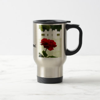 In Memory of a Fallen Soldier Travel Mug
