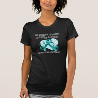In Memory of My Mom - Ovarian Cancer Shirts