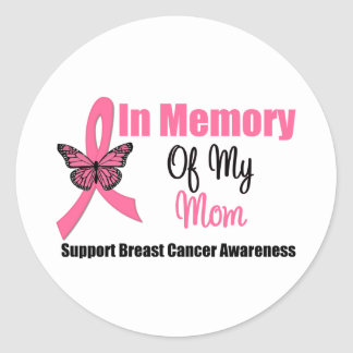 In Memory of My Mom Stickers