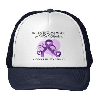 In Memory of My Mother - Pancreatic Cancer Cap