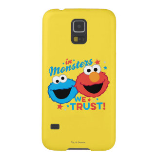 In Monsters We Trust! Cases For Galaxy S5