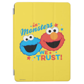 In Monsters We Trust! iPad Air Cover