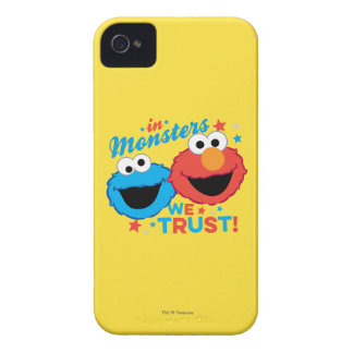 In Monsters We Trust! iPhone 4 Case-Mate Cases