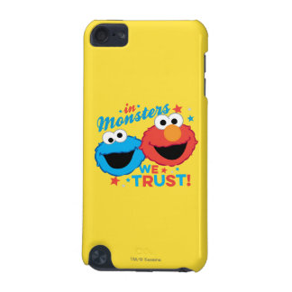 In Monsters We Trust! iPod Touch 5G Cases