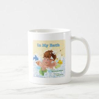 In My Bath Cover Coffee Mug